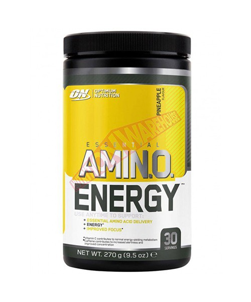 Amino Energy Review